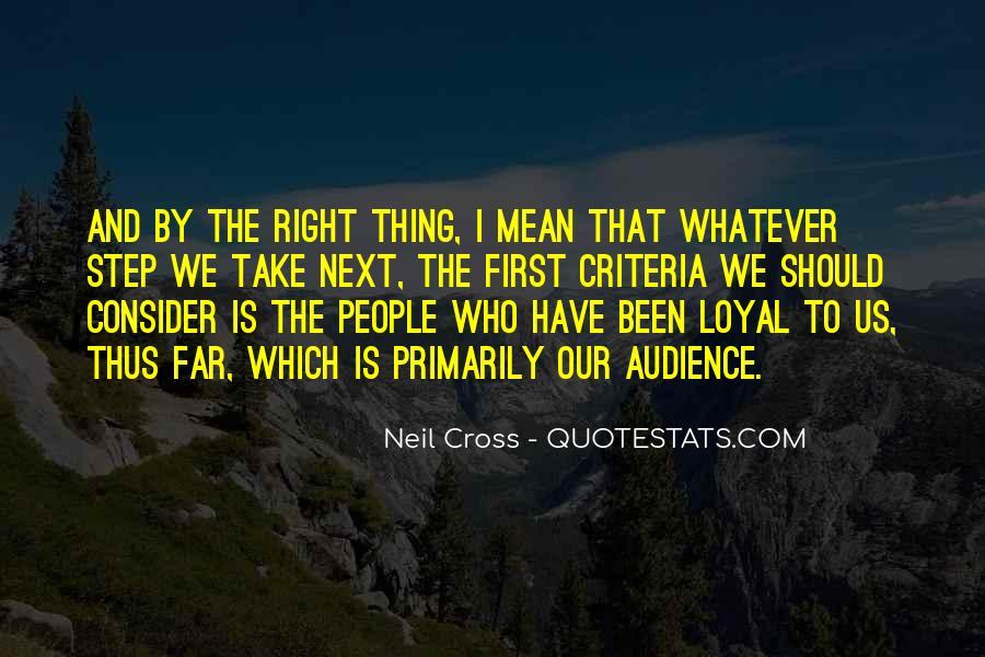 Neil Cross Quotes #612828