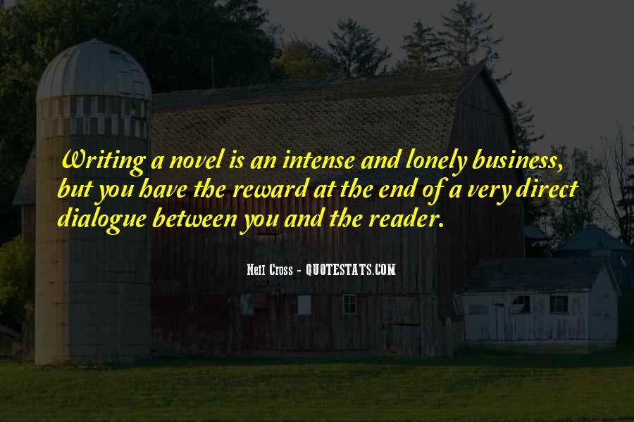 Neil Cross Quotes #717226