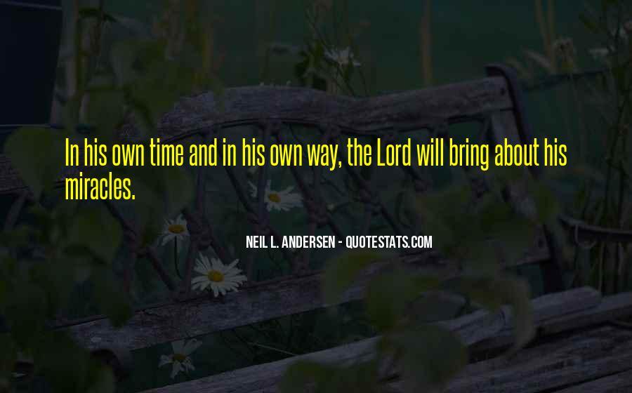 Neil L. Andersen Quotes #1388395