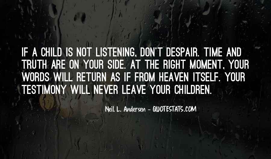 Neil L. Andersen Quotes #377610