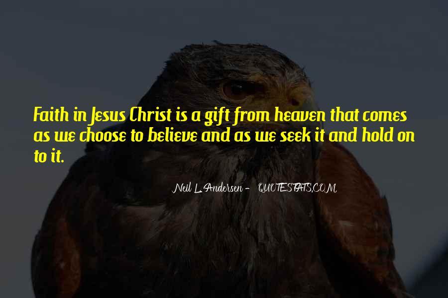 Neil L. Andersen Quotes #905007