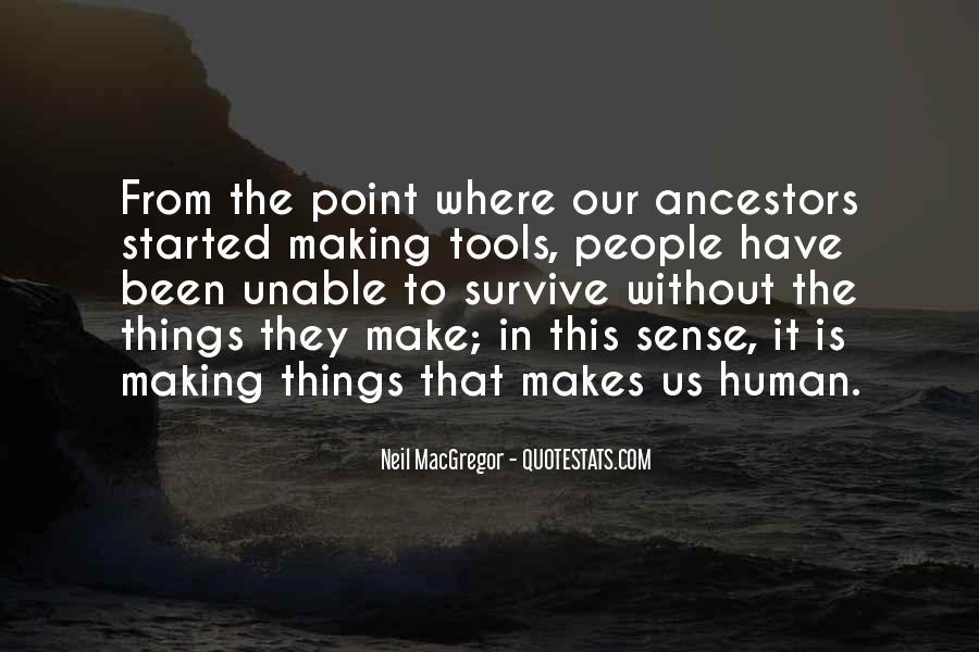 Neil MacGregor Quotes #1410245