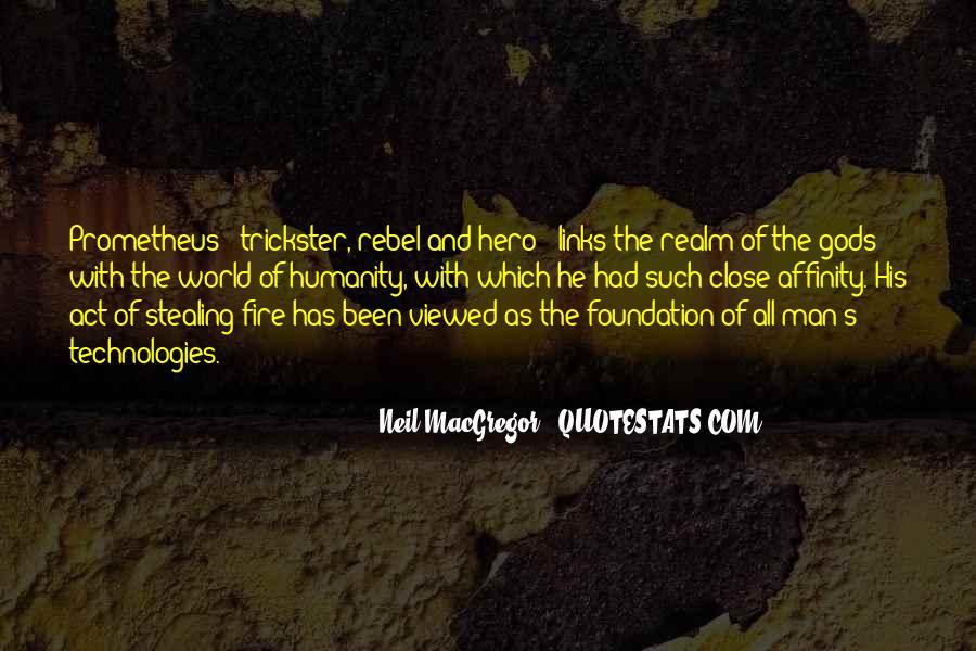 Neil MacGregor Quotes #152744