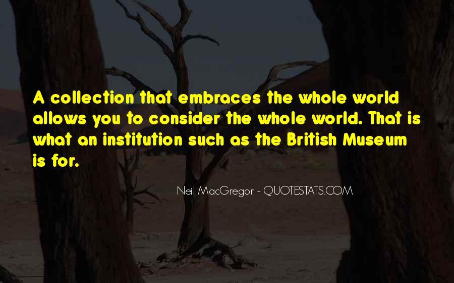Neil MacGregor Quotes #190800