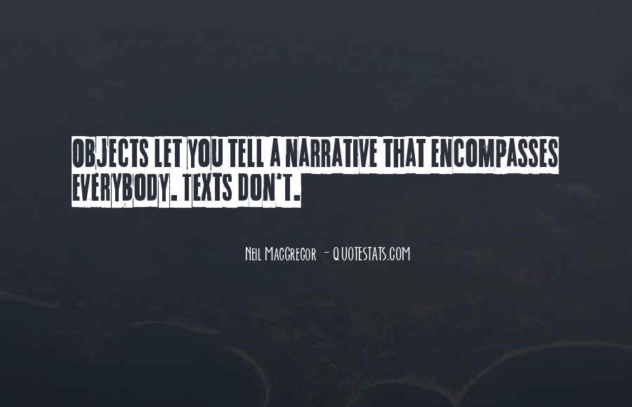 Neil MacGregor Quotes #393685