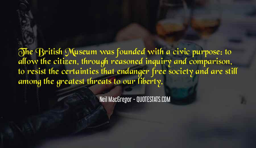 Neil MacGregor Quotes #778228