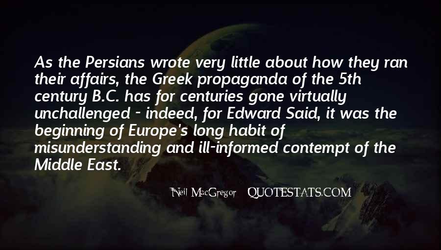 Neil MacGregor Quotes #78021