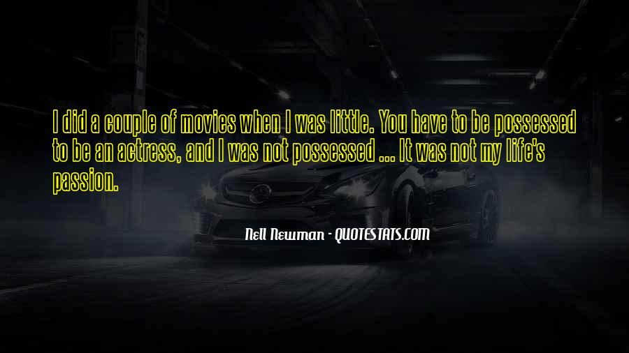 Nell Newman Quotes #1093320