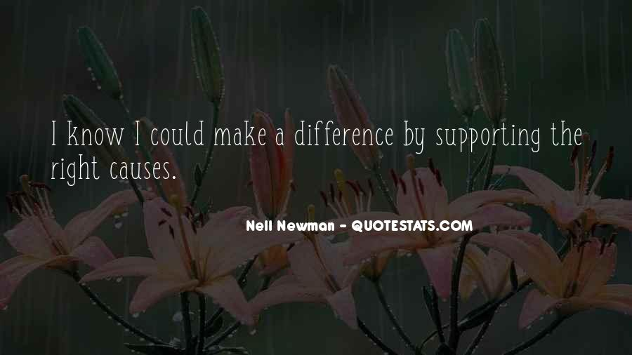 Nell Newman Quotes #1227499
