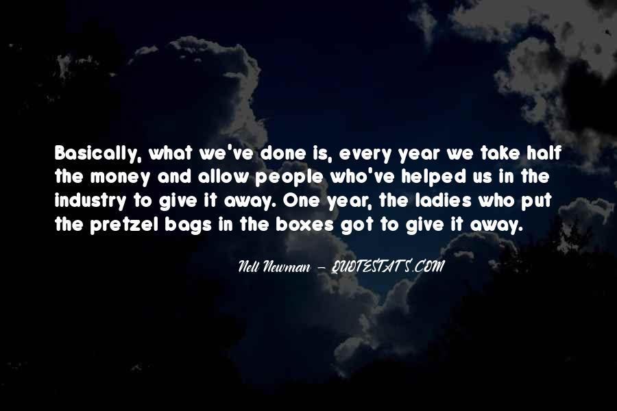 Nell Newman Quotes #1511713