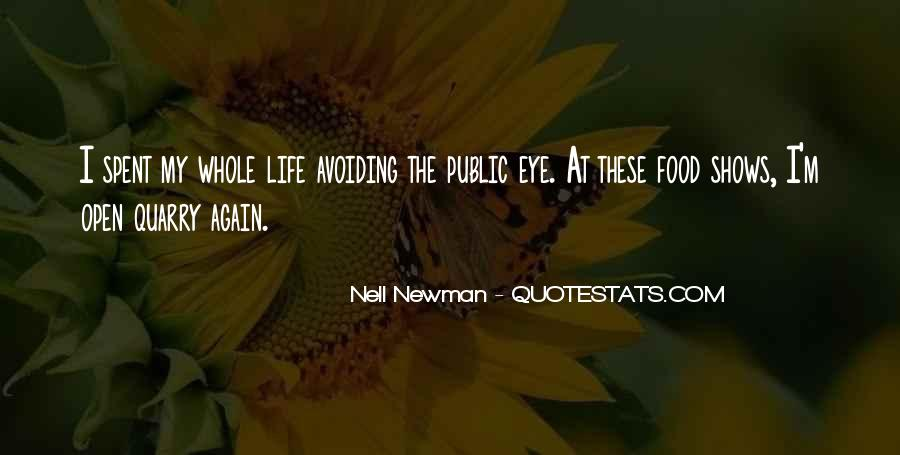 Nell Newman Quotes #763073
