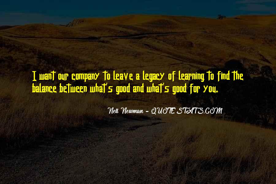 Nell Newman Quotes #770784