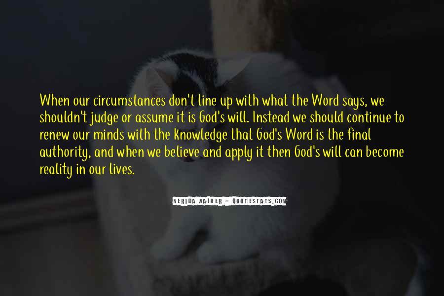 Nerida Walker Quotes #239789