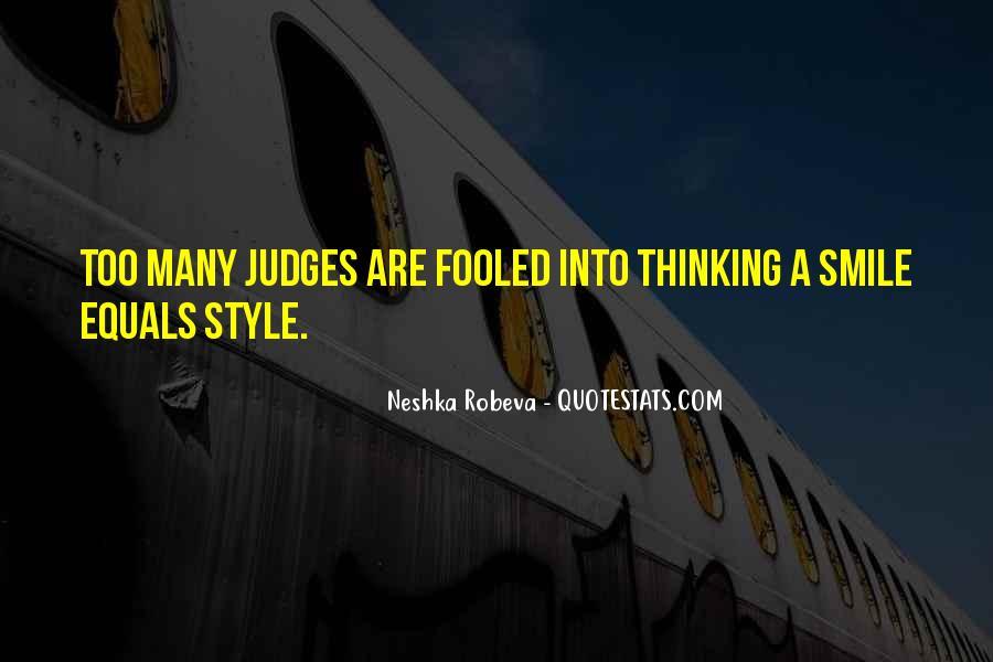 Neshka Robeva Quotes #1836573