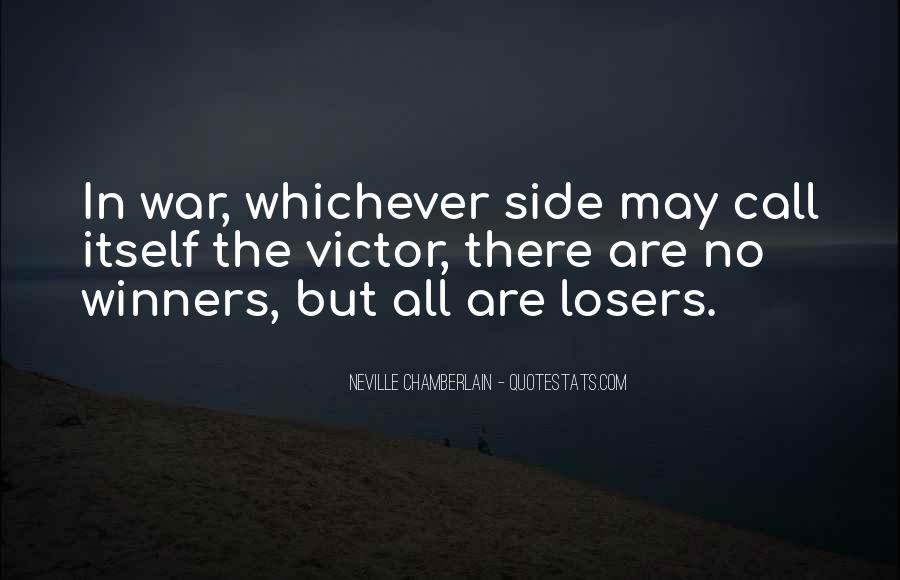 Neville Chamberlain Quotes #1503657