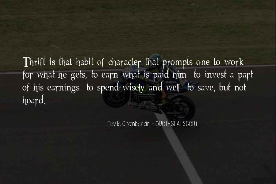 Neville Chamberlain Quotes #1744343