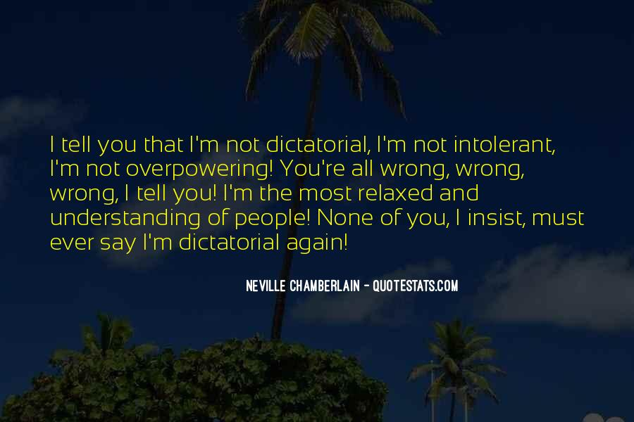 Neville Chamberlain Quotes #1798068