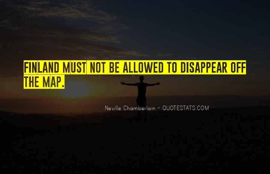 Neville Chamberlain Quotes #442842