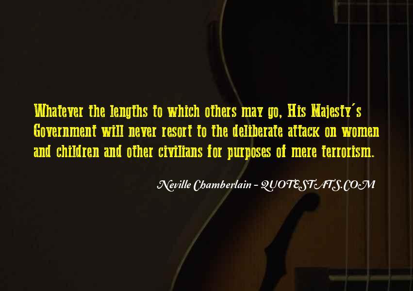 Neville Chamberlain Quotes #71222
