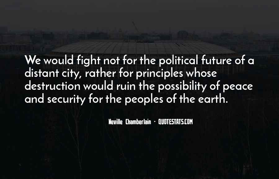 Neville Chamberlain Quotes #796449