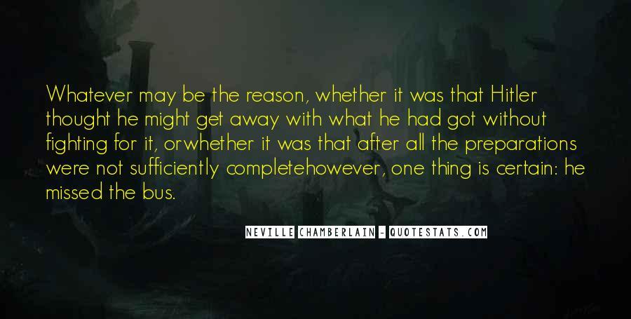 Neville Chamberlain Quotes #849748