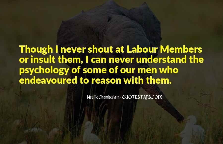 Neville Chamberlain Quotes #88048