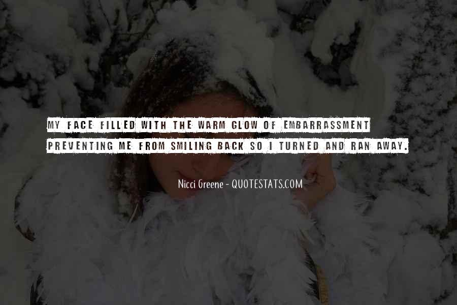 Nicci Greene Quotes #1271460
