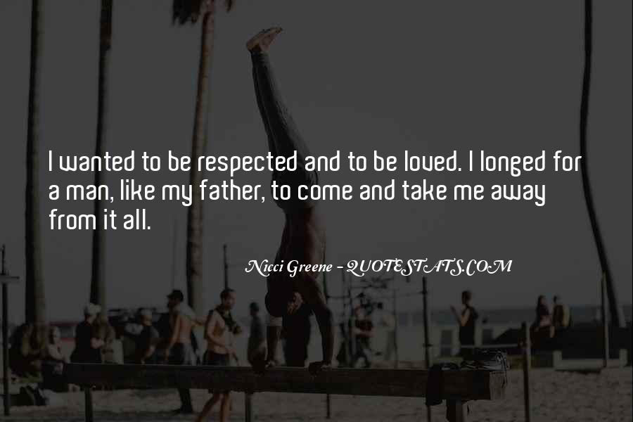 Nicci Greene Quotes #265444