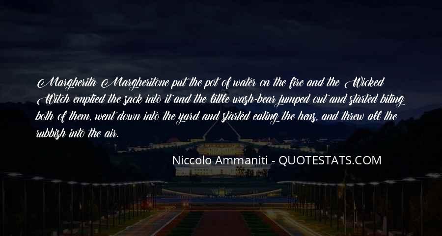 Niccolo Ammaniti Quotes #1163780