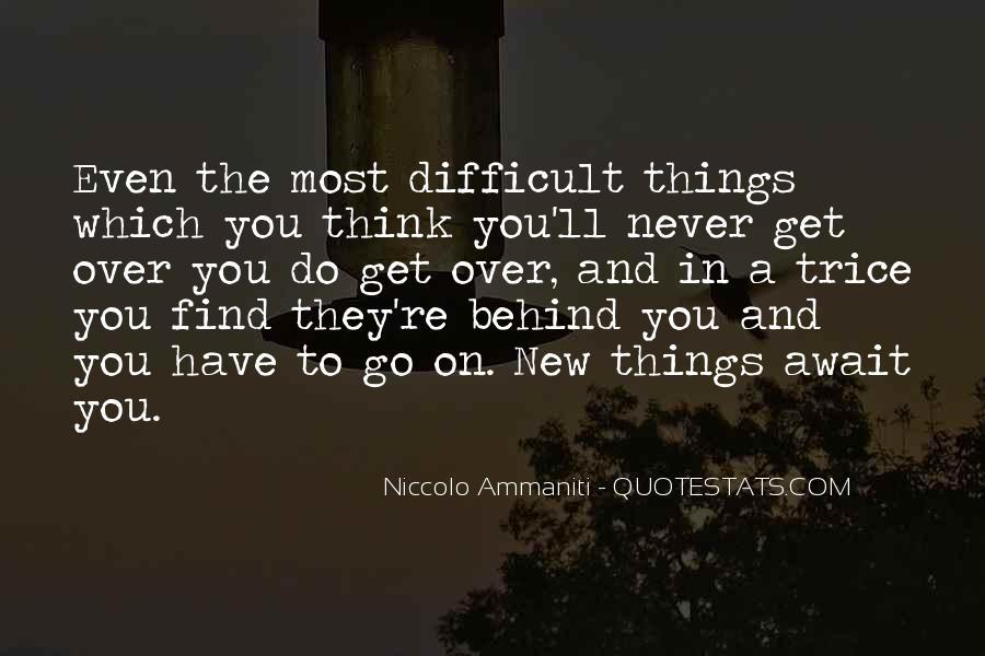 Niccolo Ammaniti Quotes #1454106