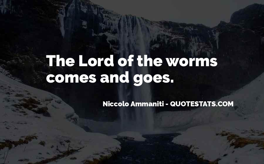 Niccolo Ammaniti Quotes #1859356