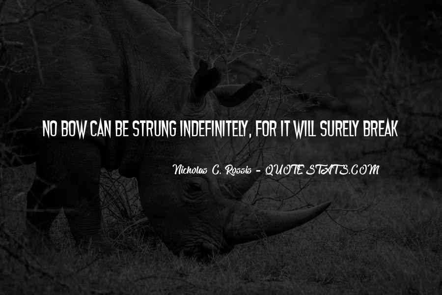 Nicholas C. Rossis Quotes #1156943