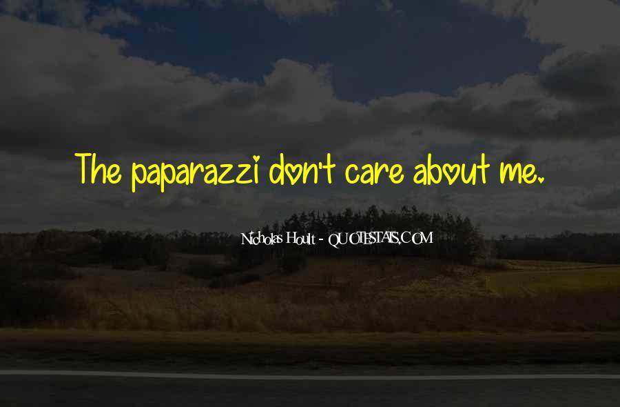 Nicholas Hoult Quotes #1035373