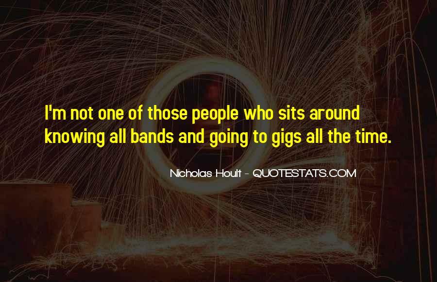 Nicholas Hoult Quotes #1179005