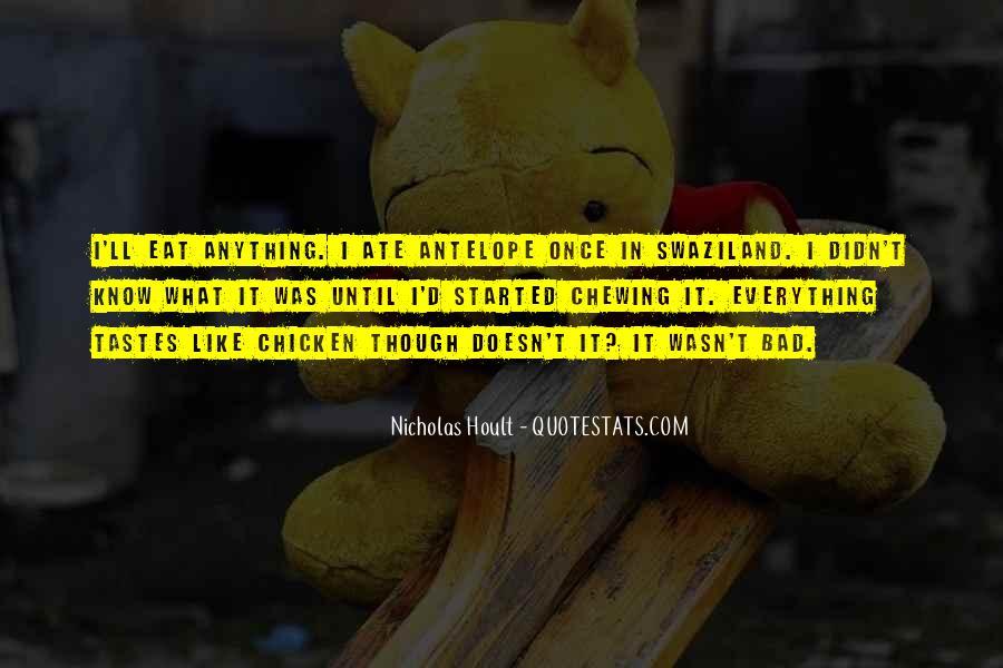 Nicholas Hoult Quotes #1432017