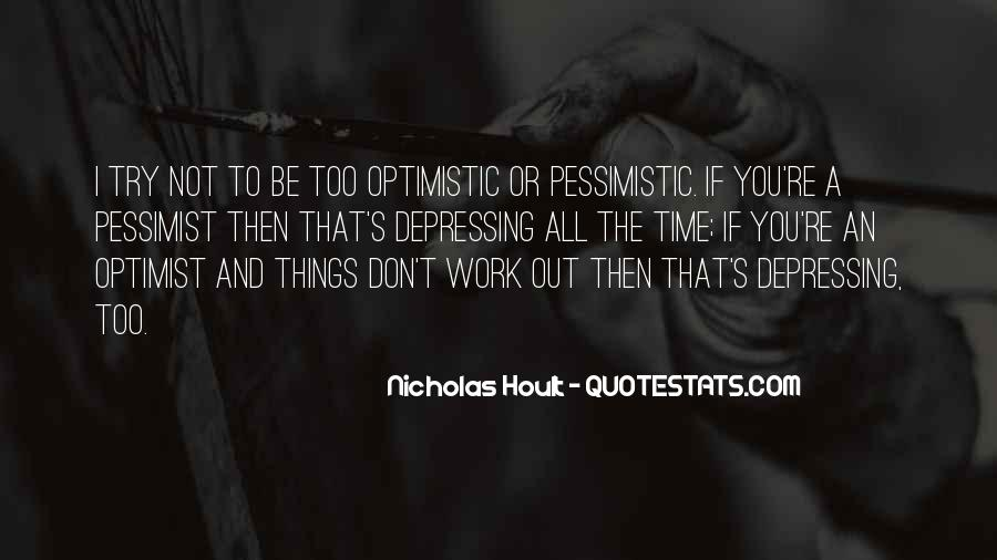 Nicholas Hoult Quotes #145534
