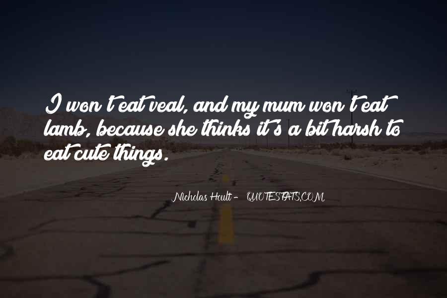 Nicholas Hoult Quotes #1473050