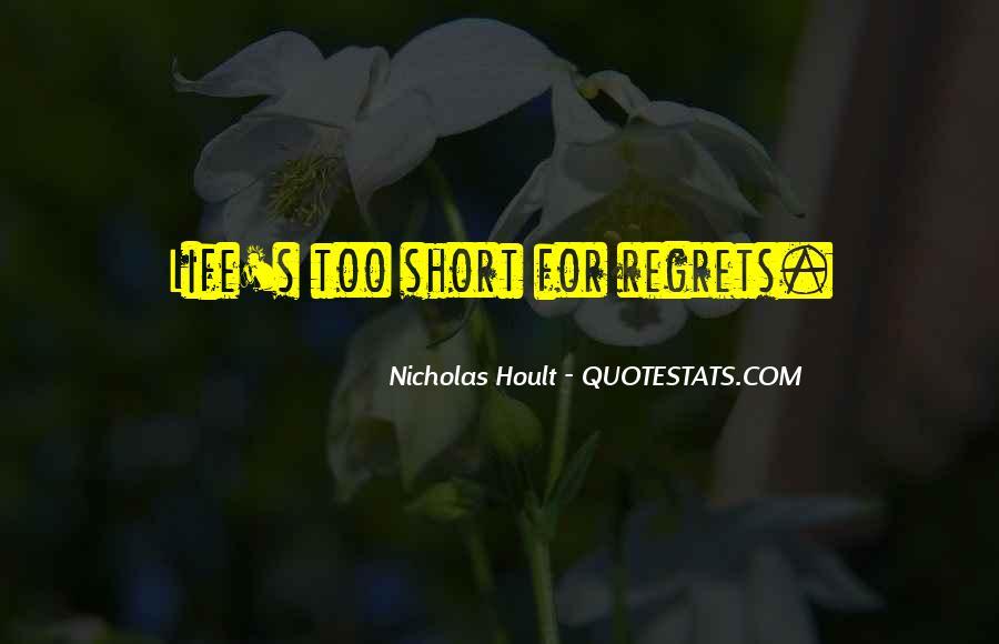 Nicholas Hoult Quotes #1514939