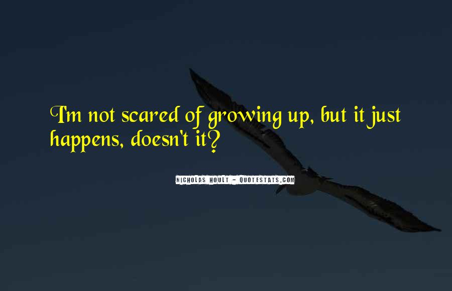 Nicholas Hoult Quotes #1532025