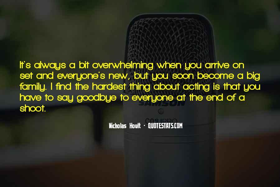 Nicholas Hoult Quotes #1605437