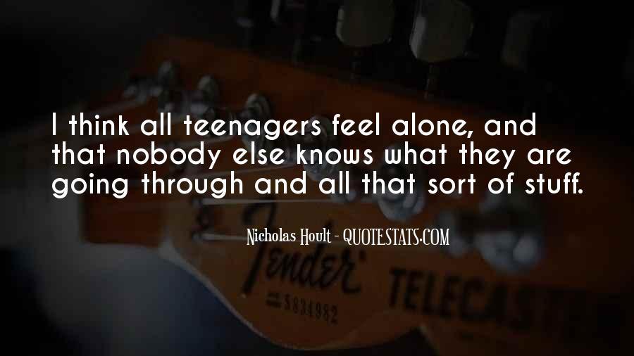 Nicholas Hoult Quotes #1644830