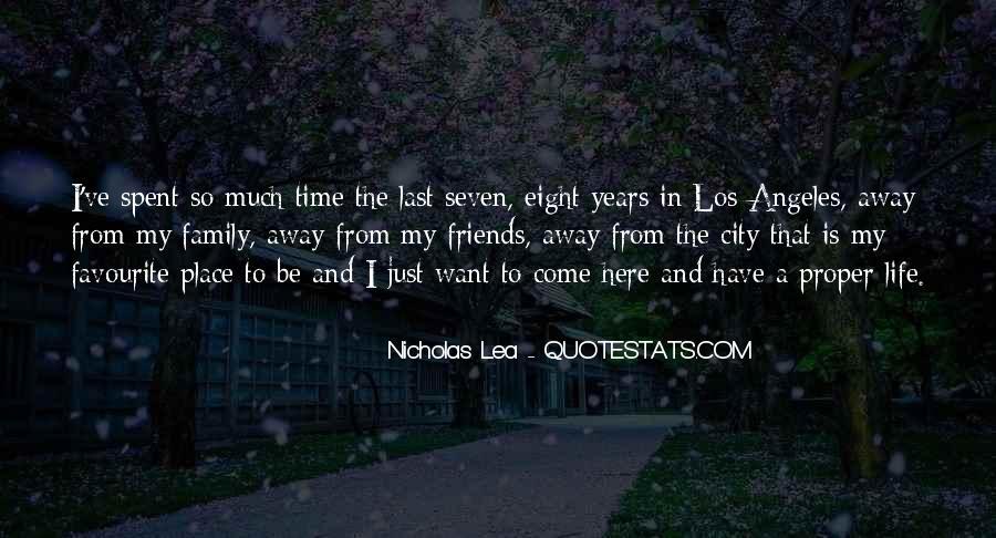 Nicholas Lea Quotes #1252100