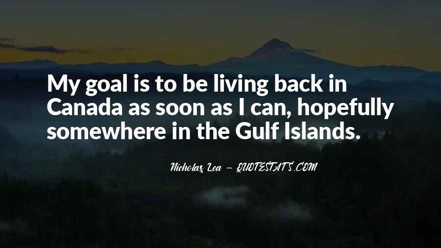 Nicholas Lea Quotes #1376370