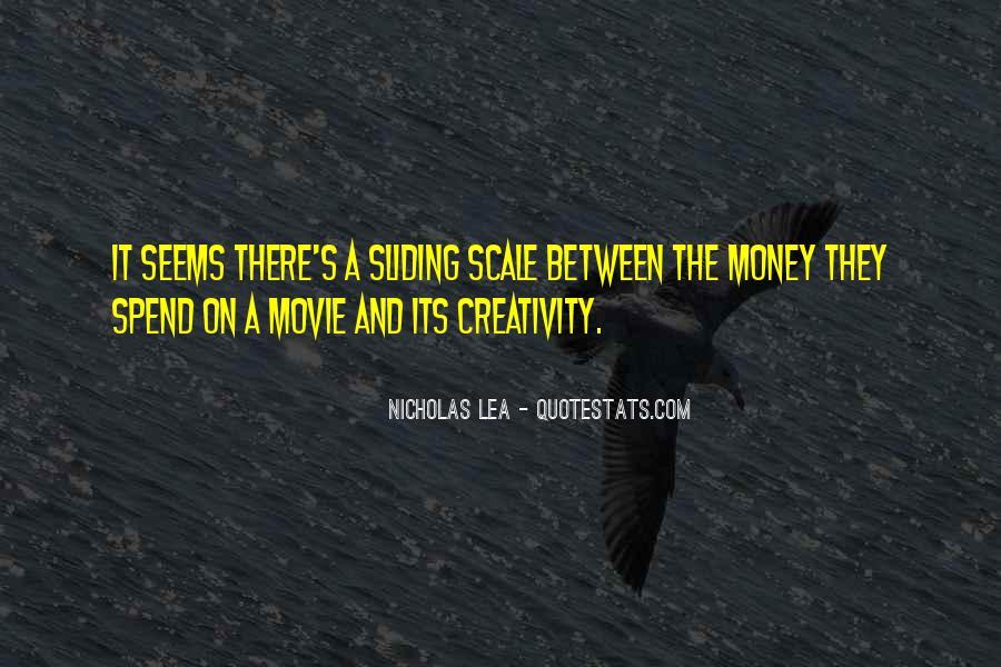 Nicholas Lea Quotes #463969