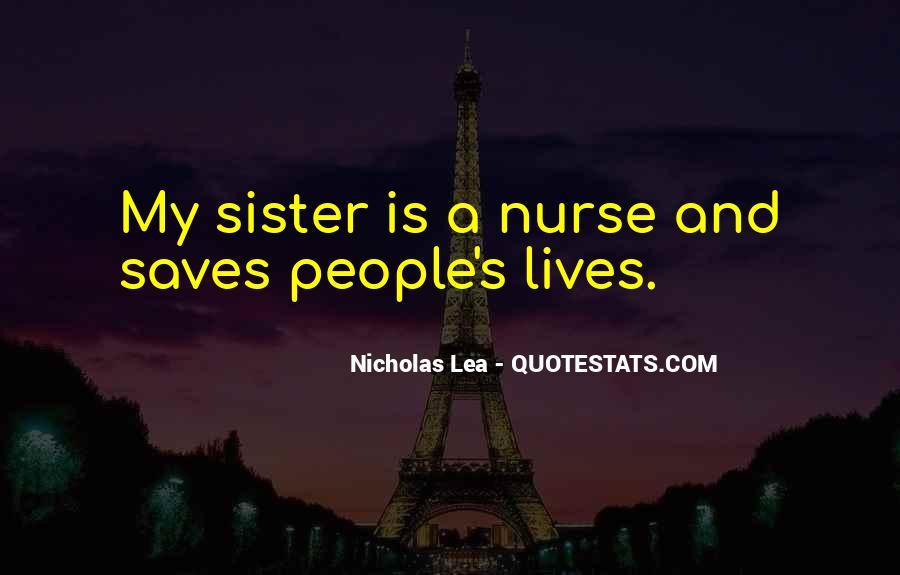Nicholas Lea Quotes #55959