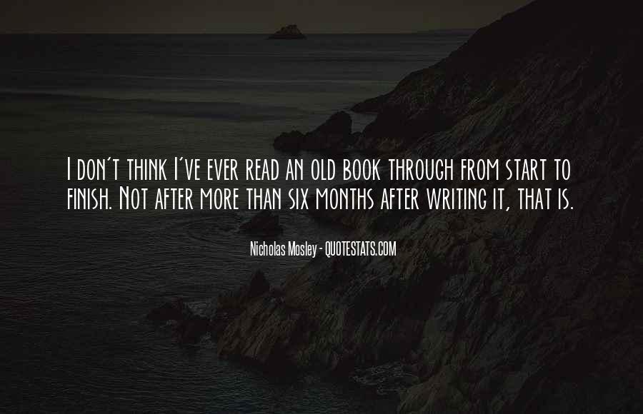 Nicholas Mosley Quotes #130592