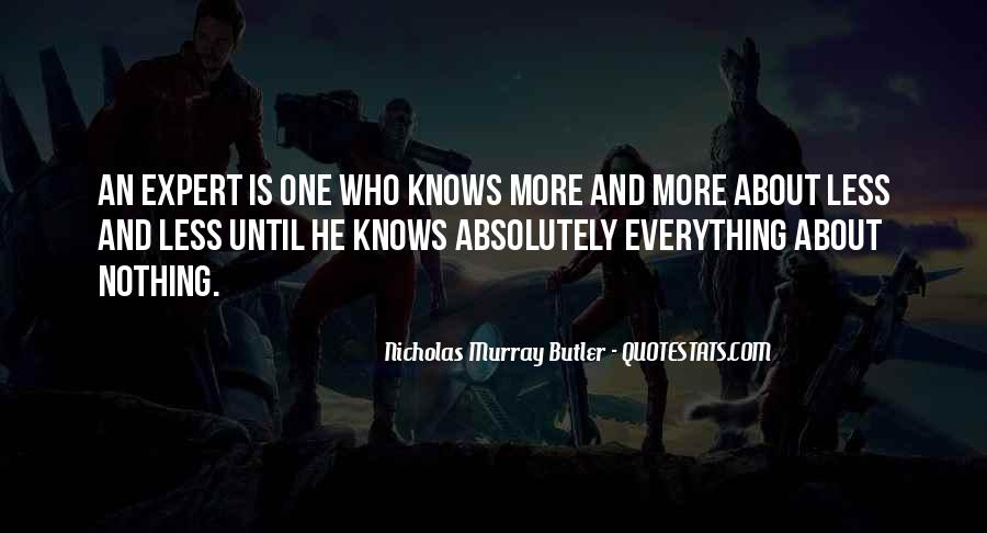 Nicholas Murray Butler Quotes #1115927