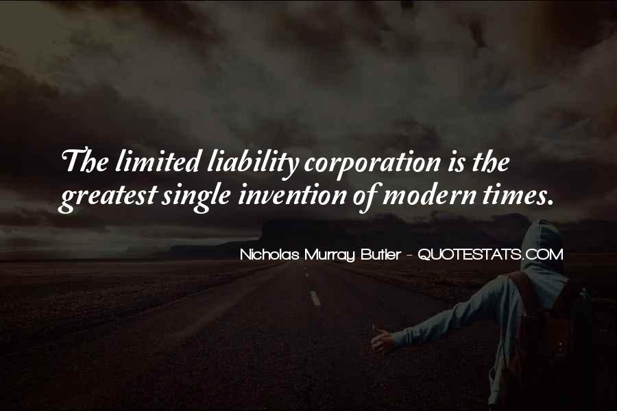 Nicholas Murray Butler Quotes #1659905