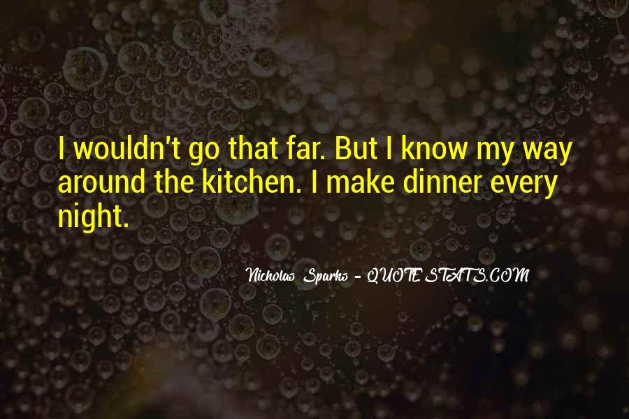Nicholas Sparks Quotes #1100877