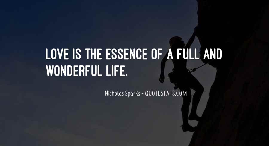 Nicholas Sparks Quotes #1196028